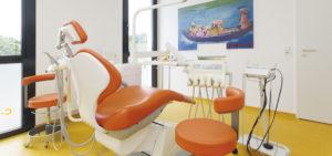 Ein Einblick in die Zahnarzt-Praxis von Frau Dr. Kümmel in Mutlangen bei Schwäbisch Gmünd