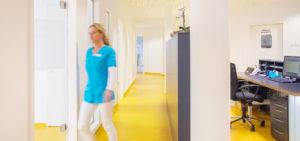 Praxisteam der Zahnarztpraxis Dr. Kümmel in Mutlangen