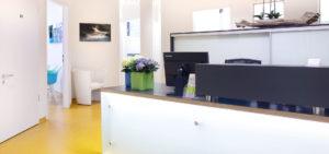 Kontakt und Termine der Zahnarztpraxis Dr. Kümmel in Mutlangen